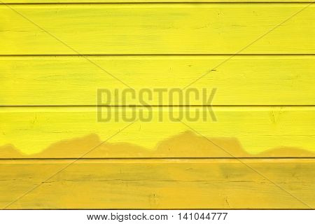 Bicolor Yellow Wood Paneling Texture Background  With Abstract Pattern