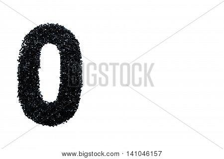 Black number