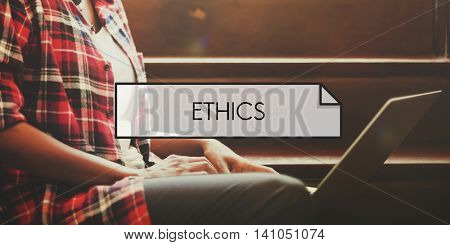 Ethics Morals Integrity Values Concept