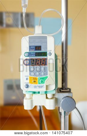 Automatic Infusion Pump Of Iv Drop