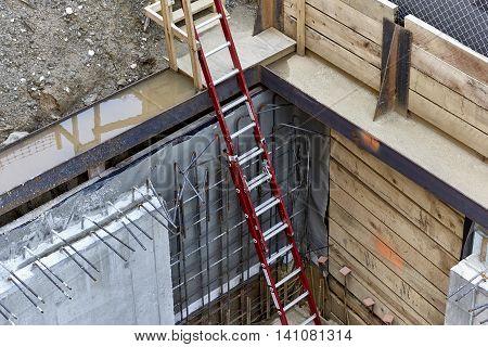 Concrete Basement Foundation Walls