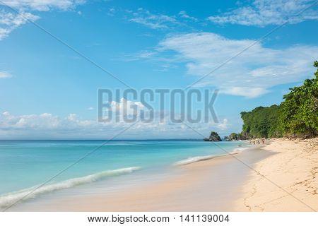 Thomas Beach In Bali