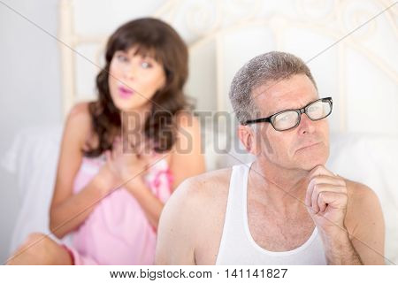 Pretty Woman Swoons Over Playboy