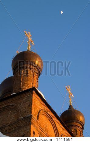 Church And Moon