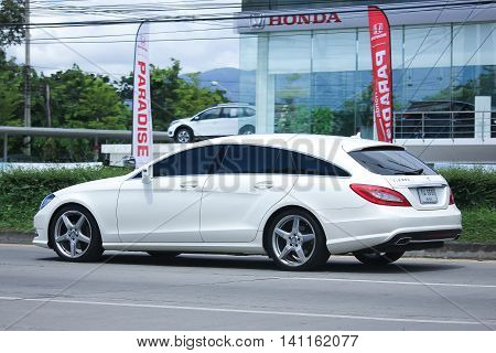 Private Luxury Car, Mercedes Benz Cls 250.