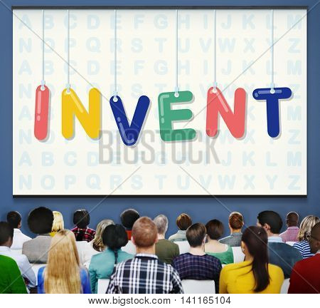 Invent Creative Design Evolution Improvement Concept