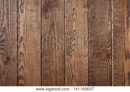 Vertical wood texture, wooden planks background, free space