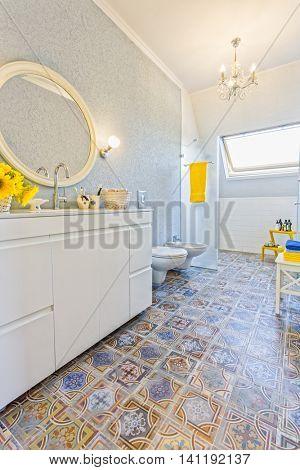 Modern Luxury bathroom  Interior Design