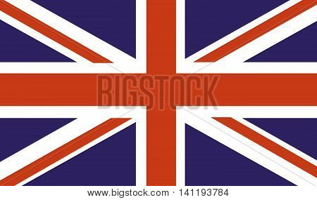 UK Flag british flag english flag vector flag uk