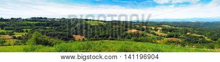 Italian Langhe's View
