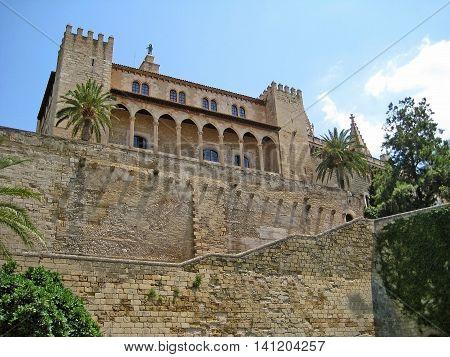 Royal Palace Palacio Real De La Almudaina, Palma De Majorca