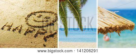 Summer Nature Landscape Beach