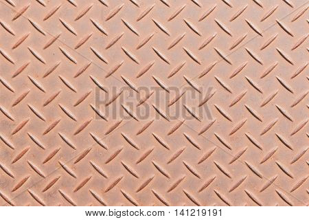 Anti-slip Floor Texture Or Metal Non-slip Floor Texture.