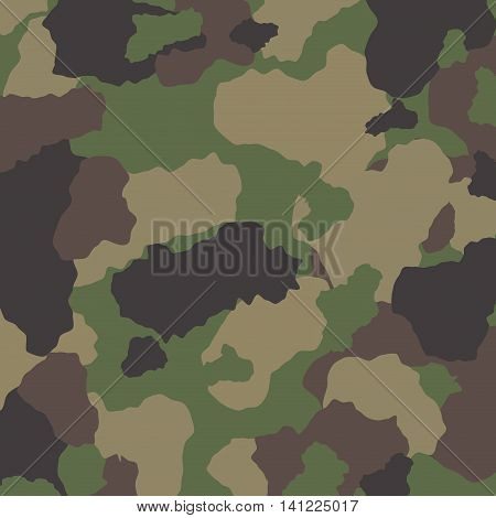 print armed forces military icon. background and colorfull illustration. Vector graphic