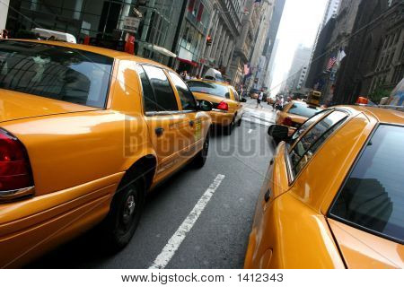 New York Taxi (Taxi) Nyc