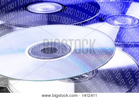 Binary Code On Dvd