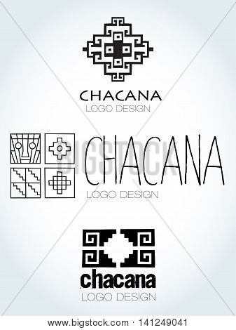 Chakana, Andean square cross, the most important symbol of Andean culture