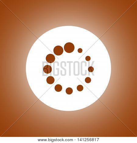 Vector Circular Loading Icon