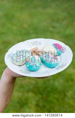 Cake Pops Ice Creams
