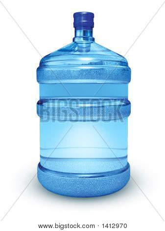 Big Bottle With Water