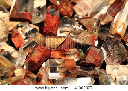 Ferrous Crystals Collection