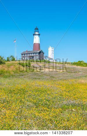 Montauk Point Lighthouse - Long Island, US