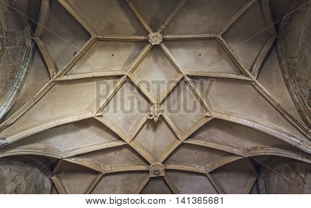 Cathedral Ceiling Arcade Detail
