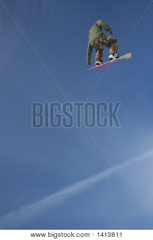Jetstream Snowboard Air