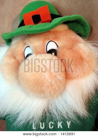 Fuzzy Leprechaun