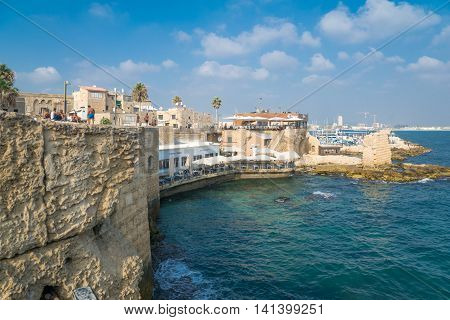 Sea Walls. Acre
