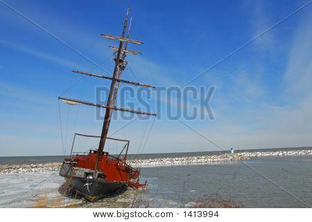 Pirate Ship 1944
