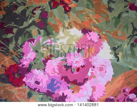 background suitable for any cover Background painted colors. Ideal for greeting cards and invitations