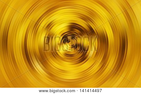 Shiny gold metal texture background for design