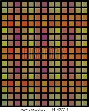 Crazy Wallpaper With Squares