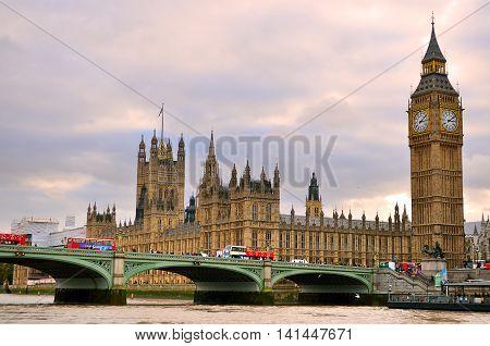 Stock Image Of London, United Kingdom..