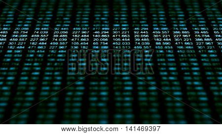 Futuristic technology screen 10927 from a series of abstract future tech imagery.