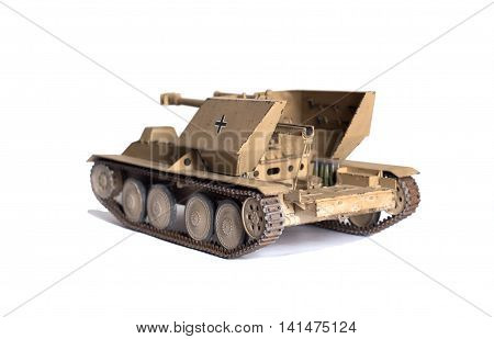 scale model of old vehicle,tanks and vehicles