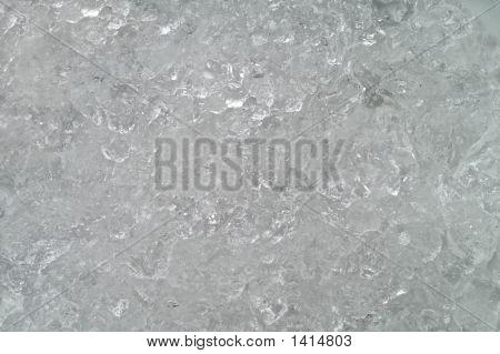 Crushed-Eis-Hintergrund
