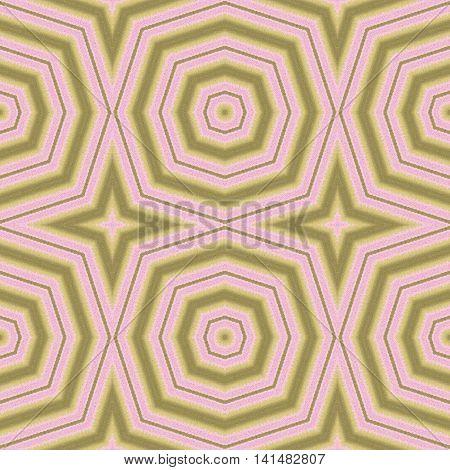 Pink or lila ornamental decorative seamless pattern
