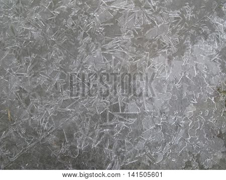 cracked ice puddle grunge texture bump map