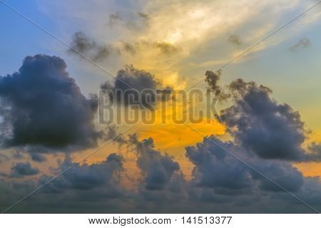 Background Sunset Sunrise Sun.