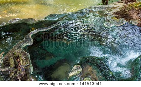 Krabi Hot Springs Pool