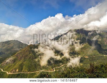 Vietnam Mountain