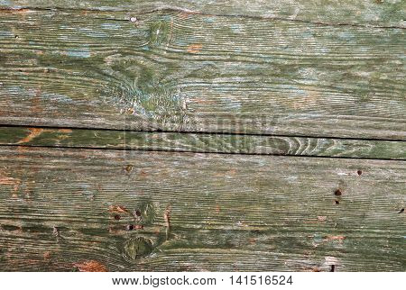 Nail In Wood Texture Background