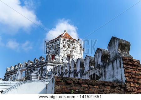 Tower Mahakan Fort