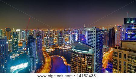 Dubai Skyscraper United Arab Emirates Architecture