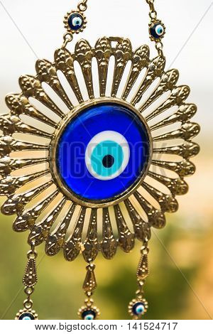 Evil Eye Glass Turkish Amulet Gift