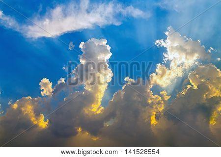 Beauty Sky Background