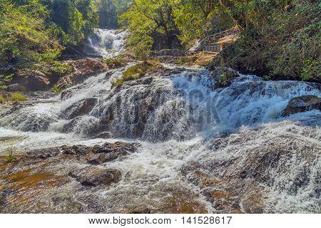 Stream Datanla Waterfall