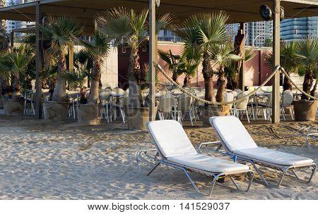 Bar Of Beach
